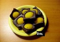 Rychlá čokoládová hrnková bublanina s ovocem