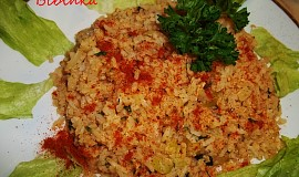 Rizoto ze staré rýže