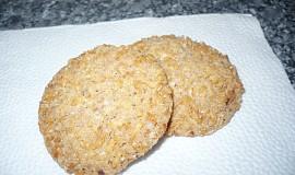 Zdravé ovesné sušenky s kokosem