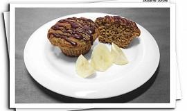 Banánové muffinky (DlabemeZdrave)