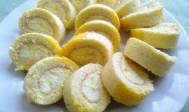Citronové roládky