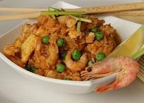 Indonéská smažená rýže