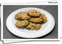 Jablečné müsli sušenky (DlabemeZdrave)