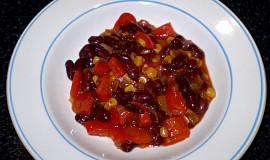 Kovbojské fazole - vegan