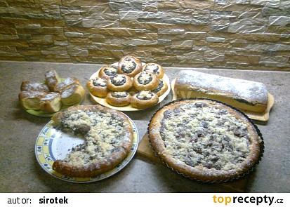 Kynuté koláče-MIX