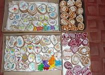 Malované perníčky velikonoční
