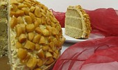 """""""Mandle v každé lžičce"""" Trojnásobně mandlový dort"""