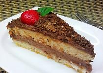 Mandlovo-bílkové hrnečkové řezy - naše oblíbené