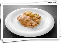 Bramborový salát s tofunézou (DlabemeZdrave)