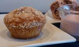 Čokosové Muffinky