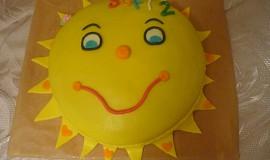 Inspirace dort Sluníčko