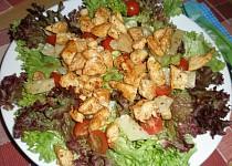 Italský salát po česku
