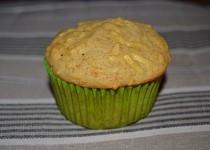 Jablečné muffiny s olivovým olejem