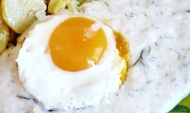 Koprovka s bramborem a vejcem