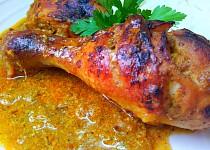 Kuře po bengálsku
