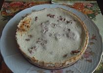 Perníkovo pohankový cheesecake s ořechy