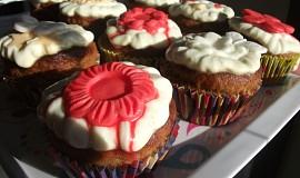 Pohankovo-citronové cupcakes