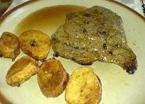 Pondělní steak