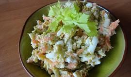Povelikonoční salát