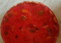 Smetanová bomba s meruňkami