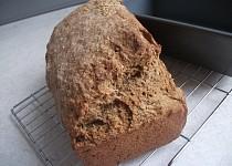 Stout chléb (chléb z černého piva)