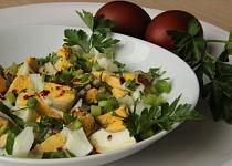 Turecký vajíčkový salát ( Yumurta piyazi)