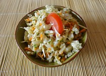 Zeleninový salátek