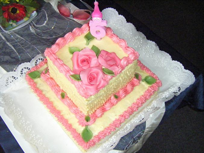 Pekla jsem dceři k 6 narozeninám :) Každému moc chunal jako vždy :)