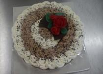 Harlekýn s růžemi