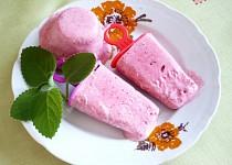 Osvěžující letní zmrzlina