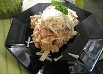 Rajčatovo lilková rýže