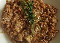 Sezamová čočka garam masala