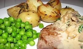 Steak Diane podle Gordona Ramsayho