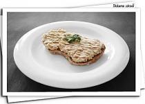Uzená pomazánka (z makrely a tofu)