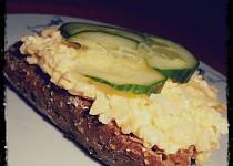Vaječno-sýrová pomazánka