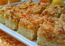 Arabský strouhaný koláč