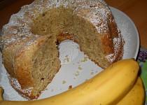 Bábovka BBB - báječná banánová bábovka