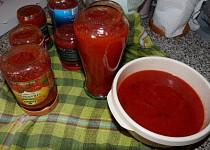 Jahodo-meruňková marmeláda  s mátovou příchutí pro diabetiky (nejen pro ně)