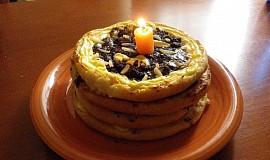 Koláčový dort