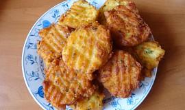 Křupavé bramborové dukátky