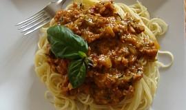 Mleté kuřecí na špagety
