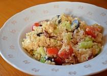 Řecký salát z quinoi