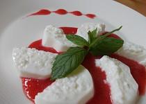 Sladké Caprese - Caprese dolce