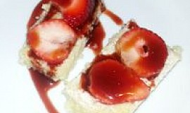 Sladký kuskusový koláčik