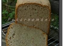 Vnoučkův chleba se špaldou