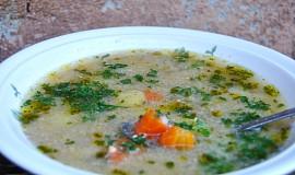 Zeleninová  česnekačka  na chřipky a nachlazení