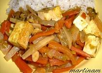 Bambusová tofučína