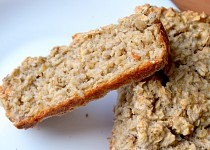 Chléb z ovesných vloček