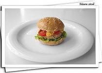 Grahamburgerové bulky (DlabemeZdrave)