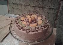 Kávový dort 2